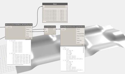 Importing NURBS Surfaces into Dynamo (Rhino, Alias) - Alias