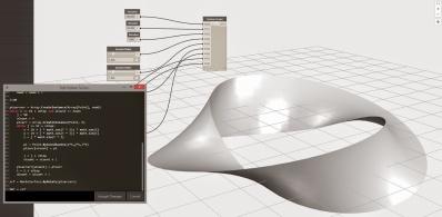 Generate parametric forms