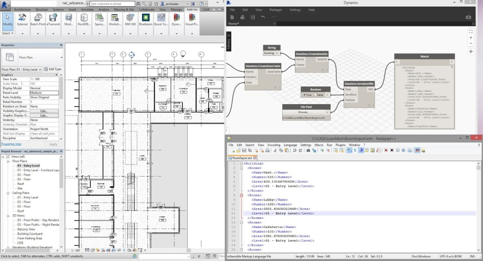 Data Interoperability with BIM