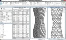 Geometry and Data with Revit